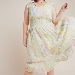 Anthropologie Plus Size Dress! 💗